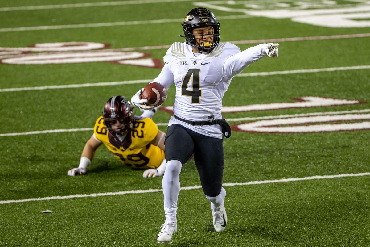 NCAA Football: Purdue at Minnesota