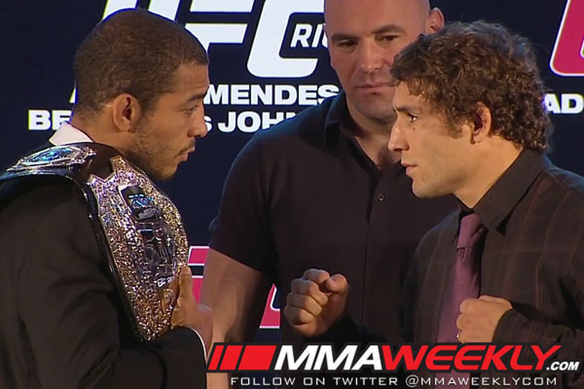 Photo courtesy of MMA Weekly