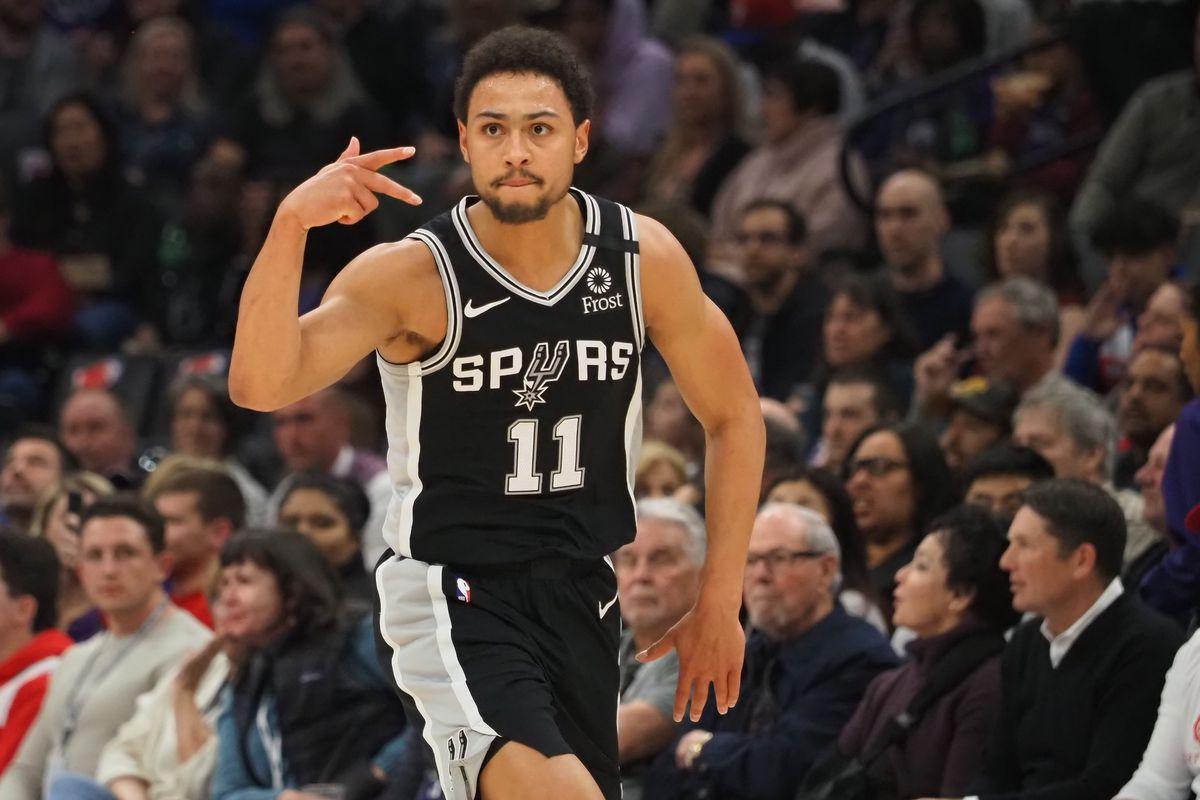 NBA: San Antonio Spurs at Sacramento Kings