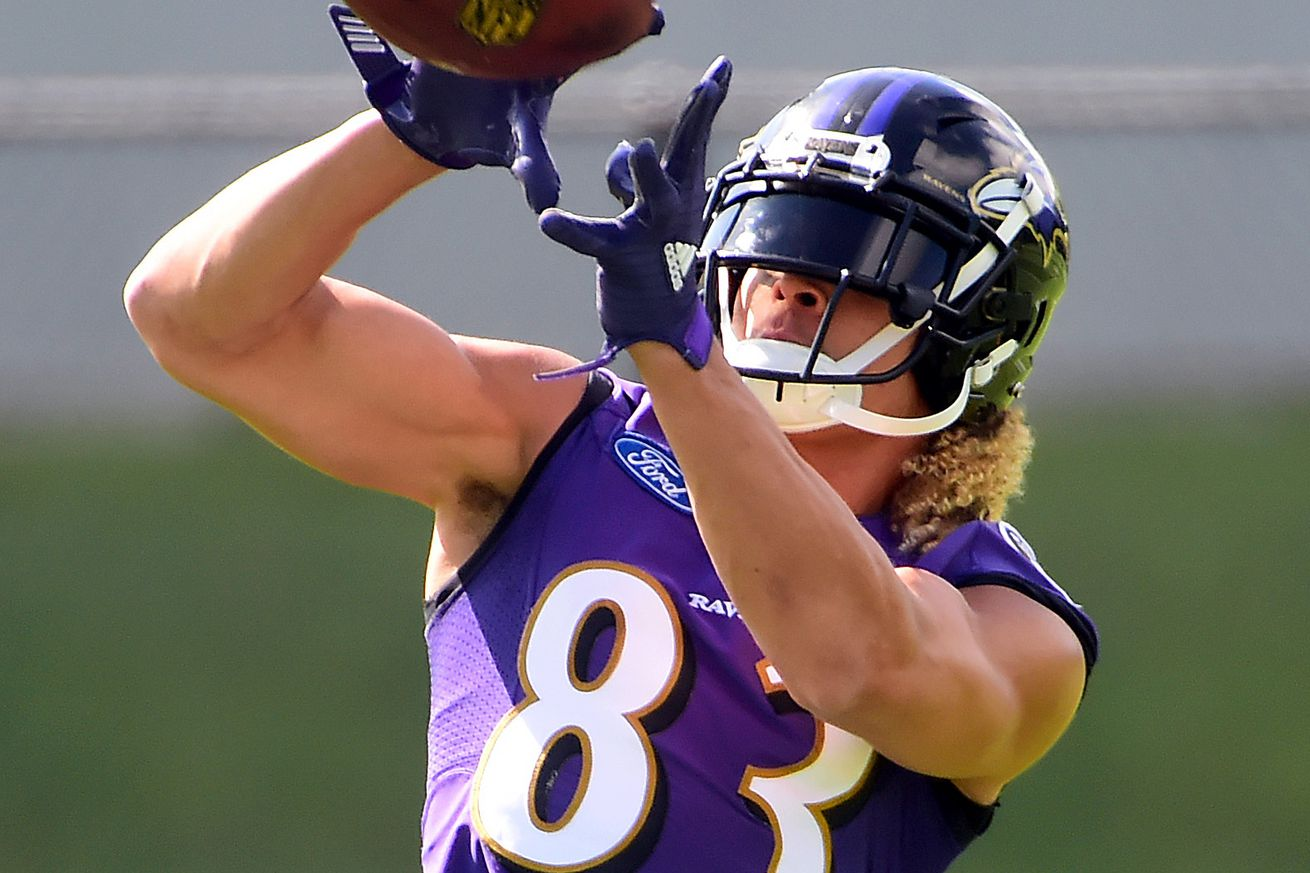 """WR Willie Snead says the Ravens are """"ready to win"""""""