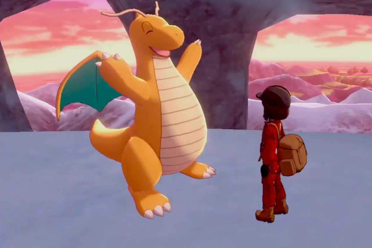 Pokémon Sword and Shield expansion, The Crown Tundra, launches October 22nd  - The Verge