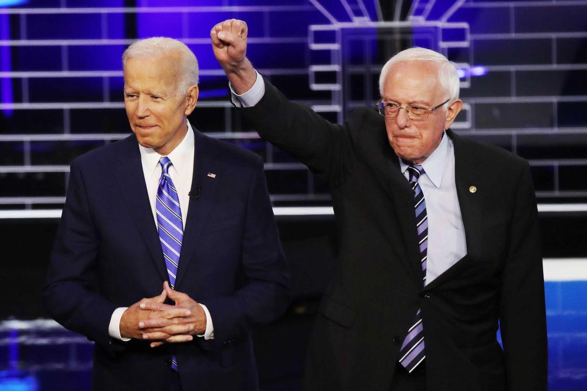 Joe Biden teams with Bernie Sanders on new, policy-focused task forces - Vox