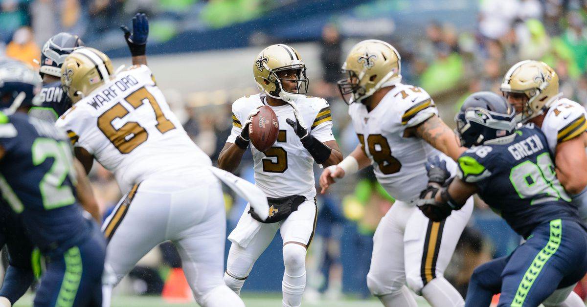 Seahawks vs Saints: Week 3 quick observations
