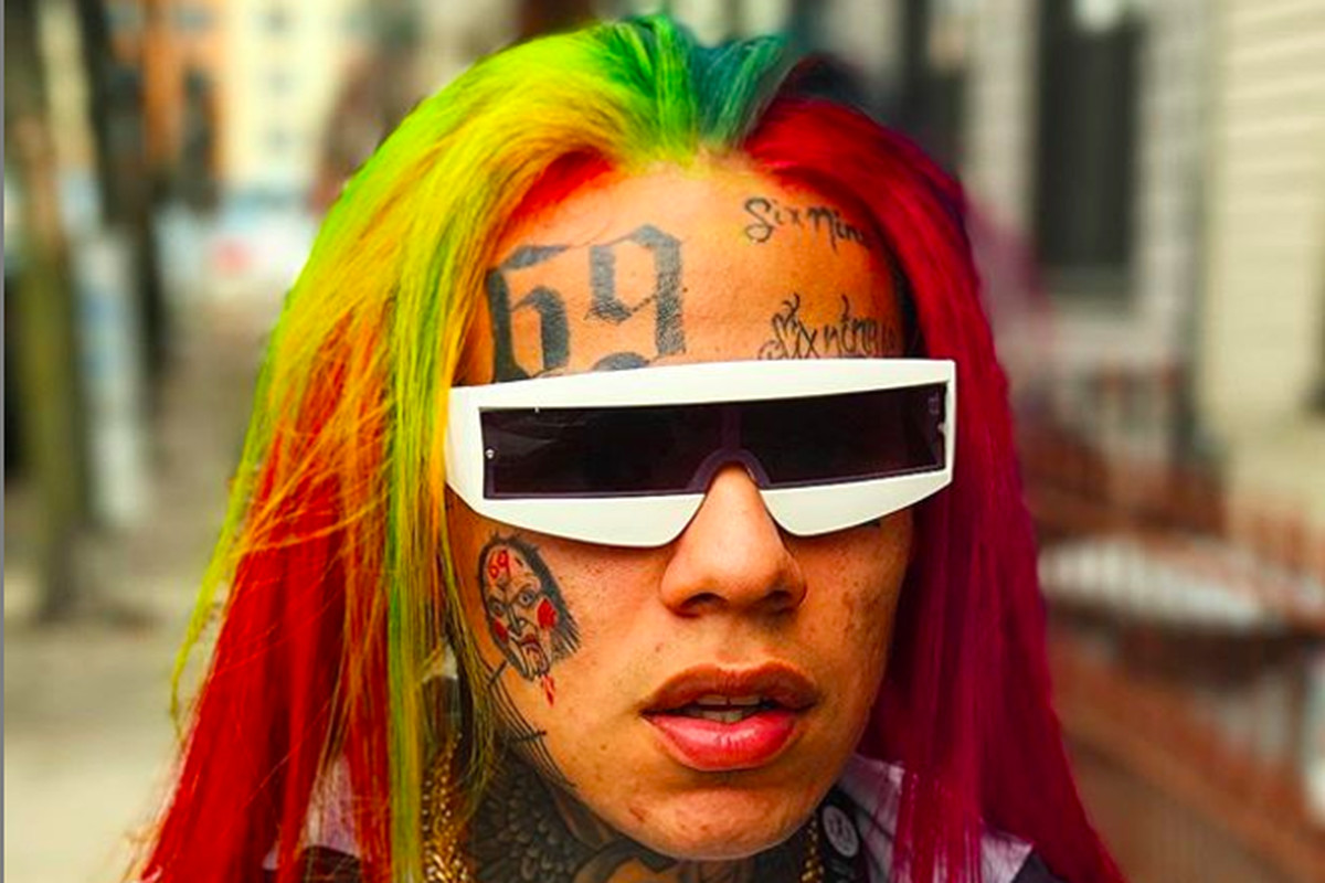 Prosecutors seeking witness protection for 6ix9ine - REVOLT