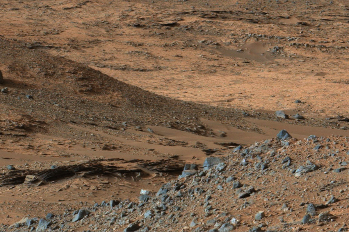 surface of mars today - photo #11