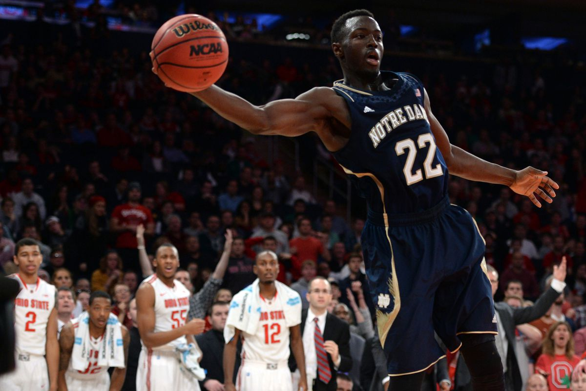 Jerian Grant returns after his suspension last season. Can he lead the Irish to the NCAAs?
