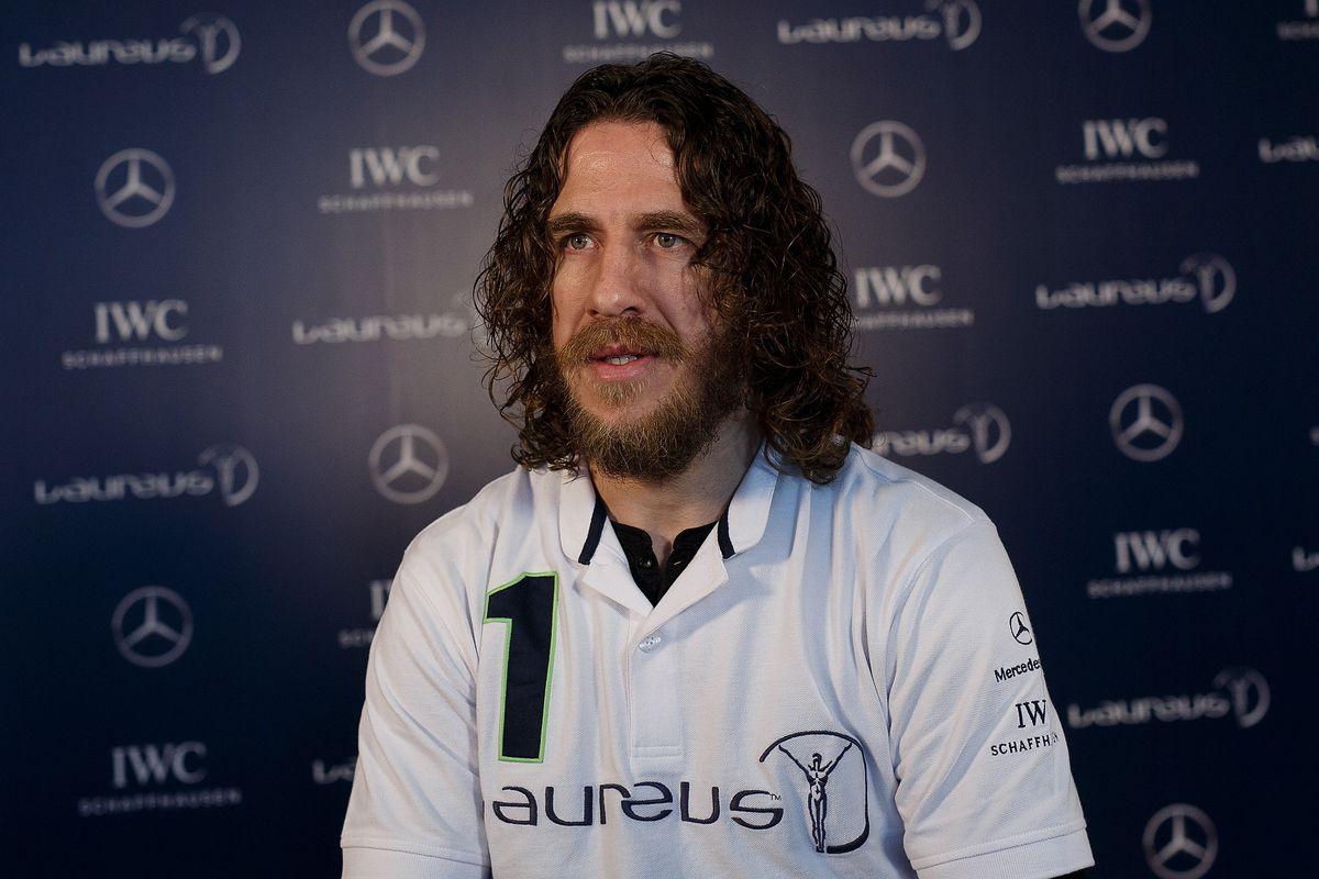 Carles Puyol?