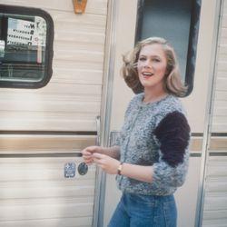 Kathleen Turner, 1970. Photos: Getty