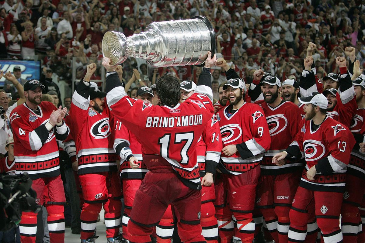 Image result for hurricanes oilers stanley cup