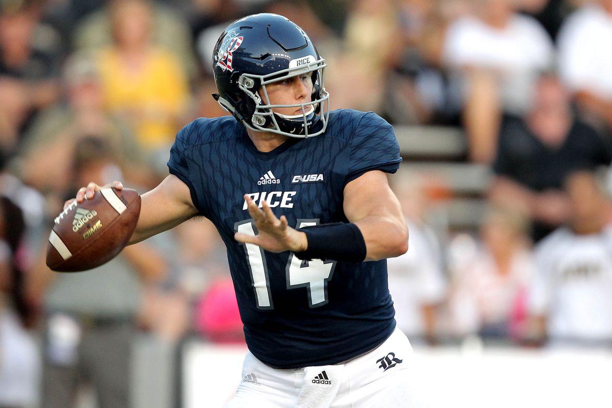 NCAA Football: Army at Rice