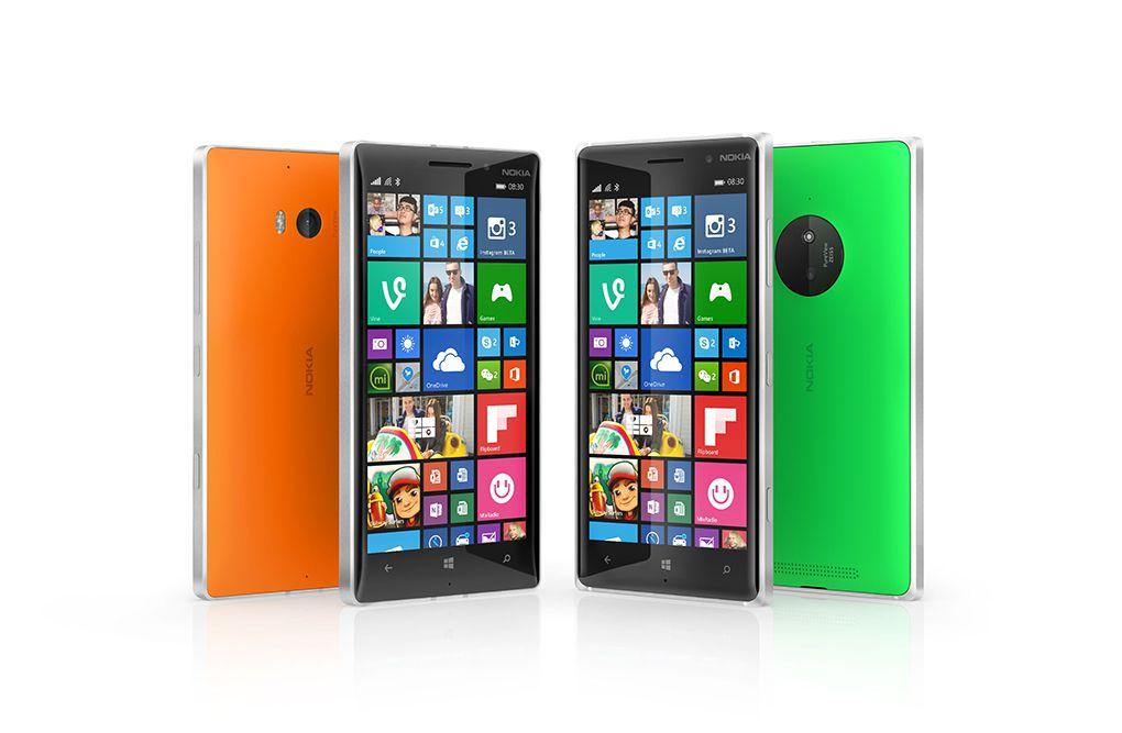 Lumia 830 3