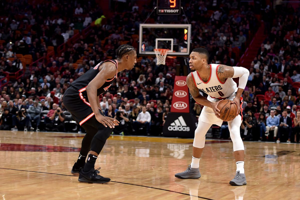Damian Lillard Appears in Adidas Commercial with James Harden ... 6c36deea2b