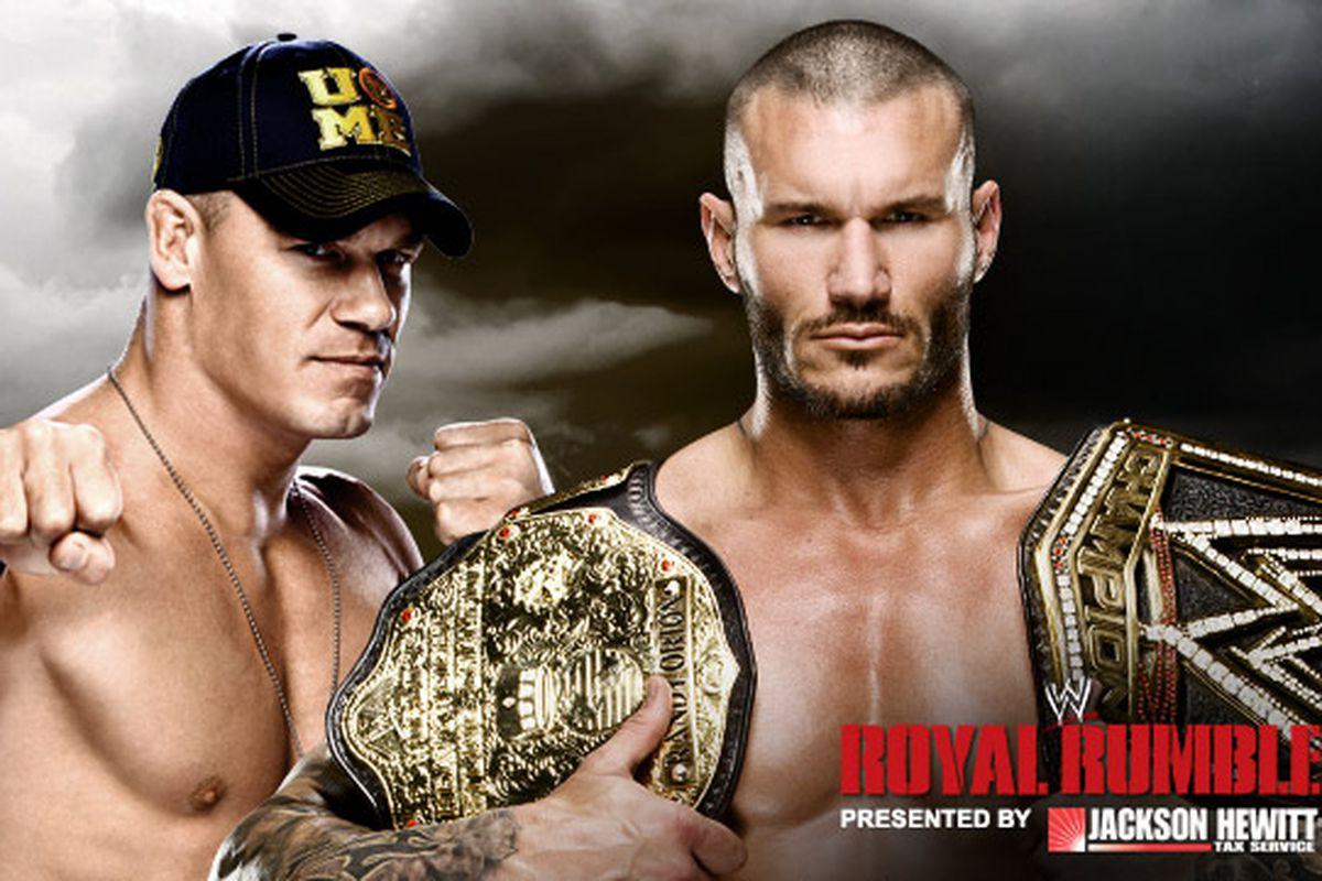 WWE Royal Rumble 2014 match card preview: Randy Orton vs ...  WWE Royal Rumbl...