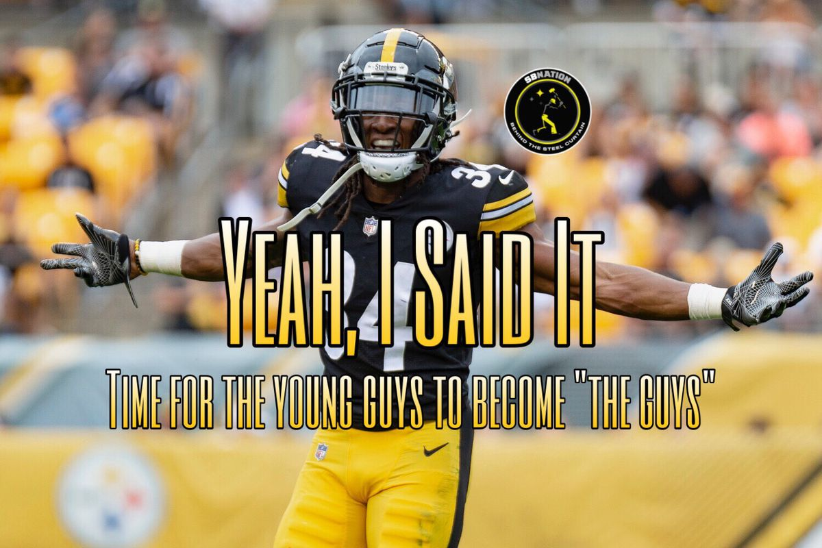 """803e0177 It is time for the Pittsburgh Steelers young guys to become """"the ..."""