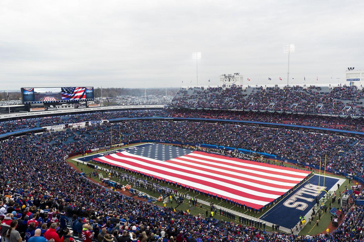 New Orleans Saints v Buffalo Bills