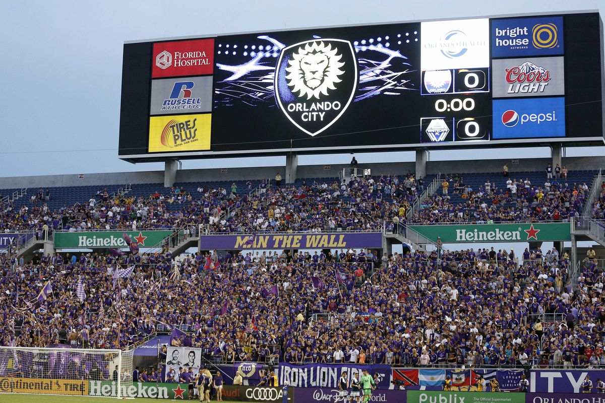 Orlando will play out the entirety of its 2016 campaign at the Citrus Bowl.
