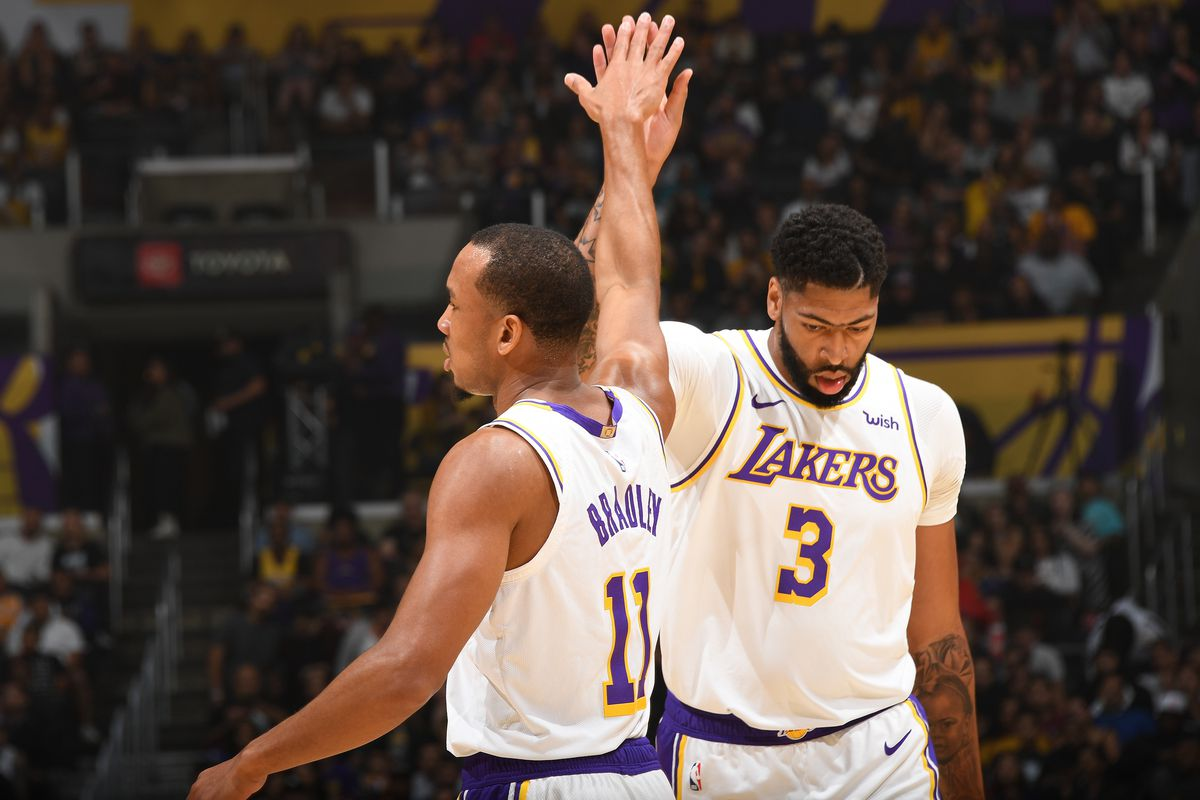Lakers: Avery Bradley wants to make life easy on LeBron, Anthony ...