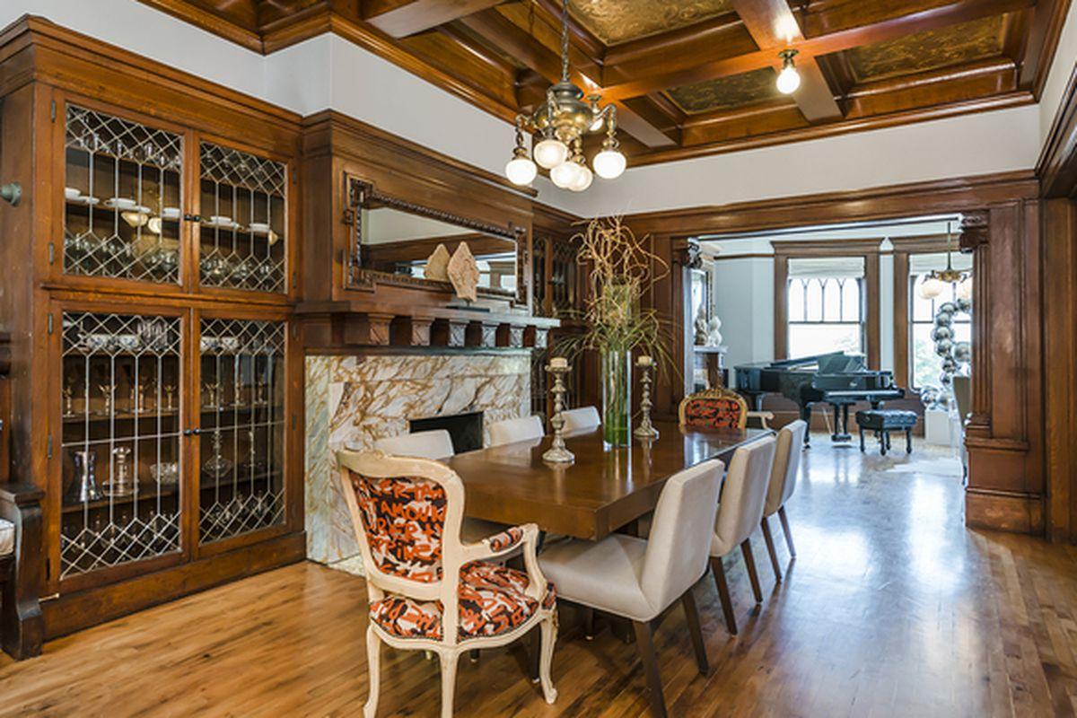 Victorian Foyer News : Spectacular historic ashbury heights victorian wants