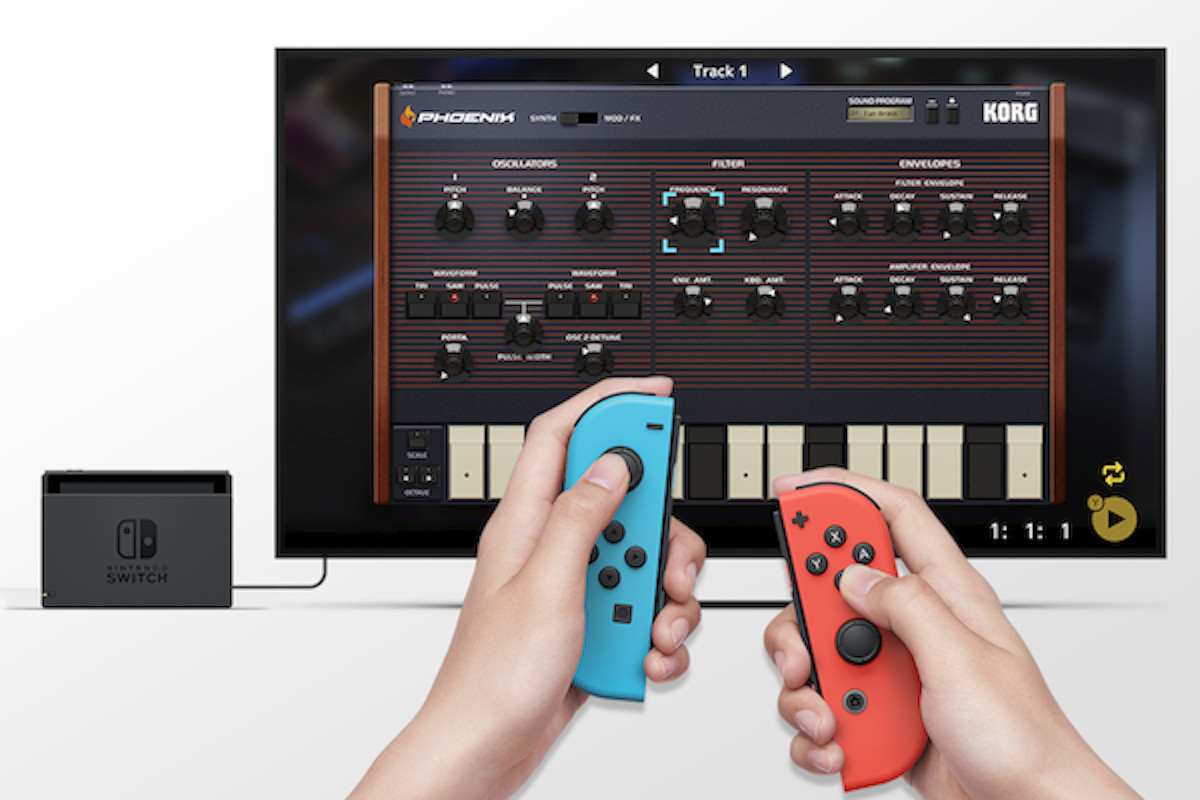 This week's Nintendo eShop update adds music studio, mobile