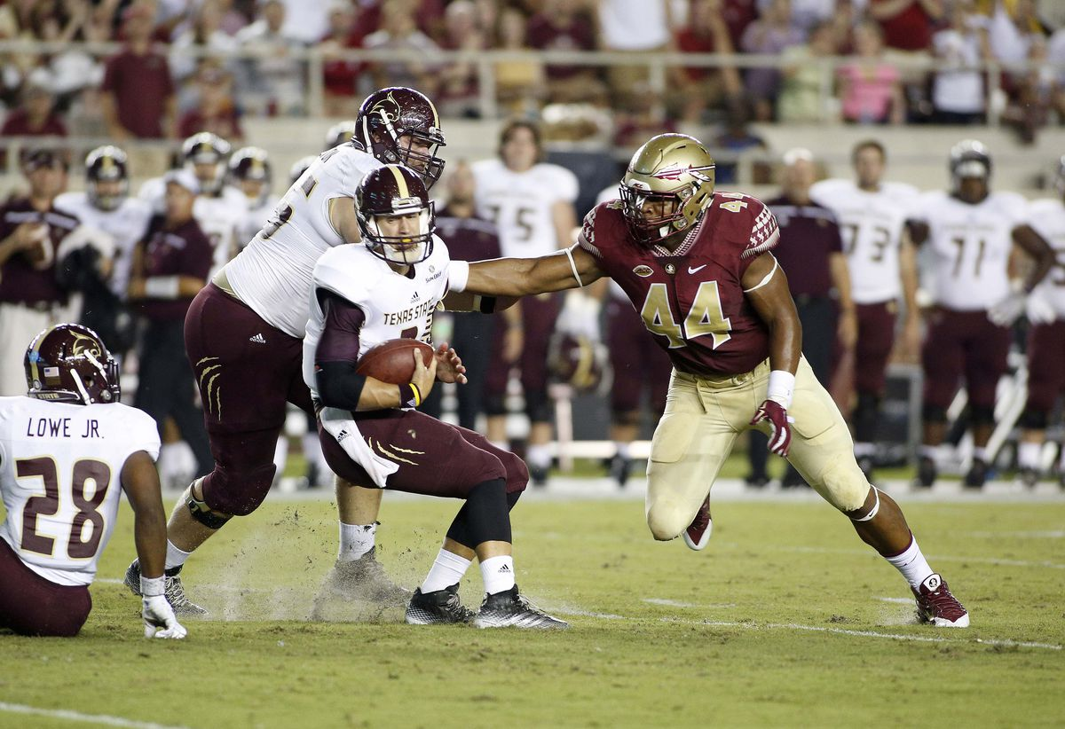 NCAA Football: Texas State at Florida State
