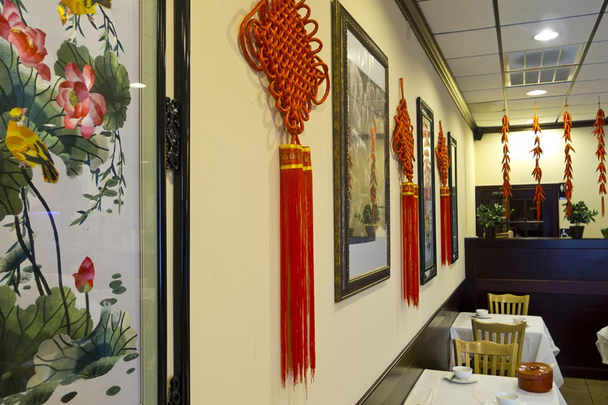 Inside Mala Sichuan, one of JD's recommendations