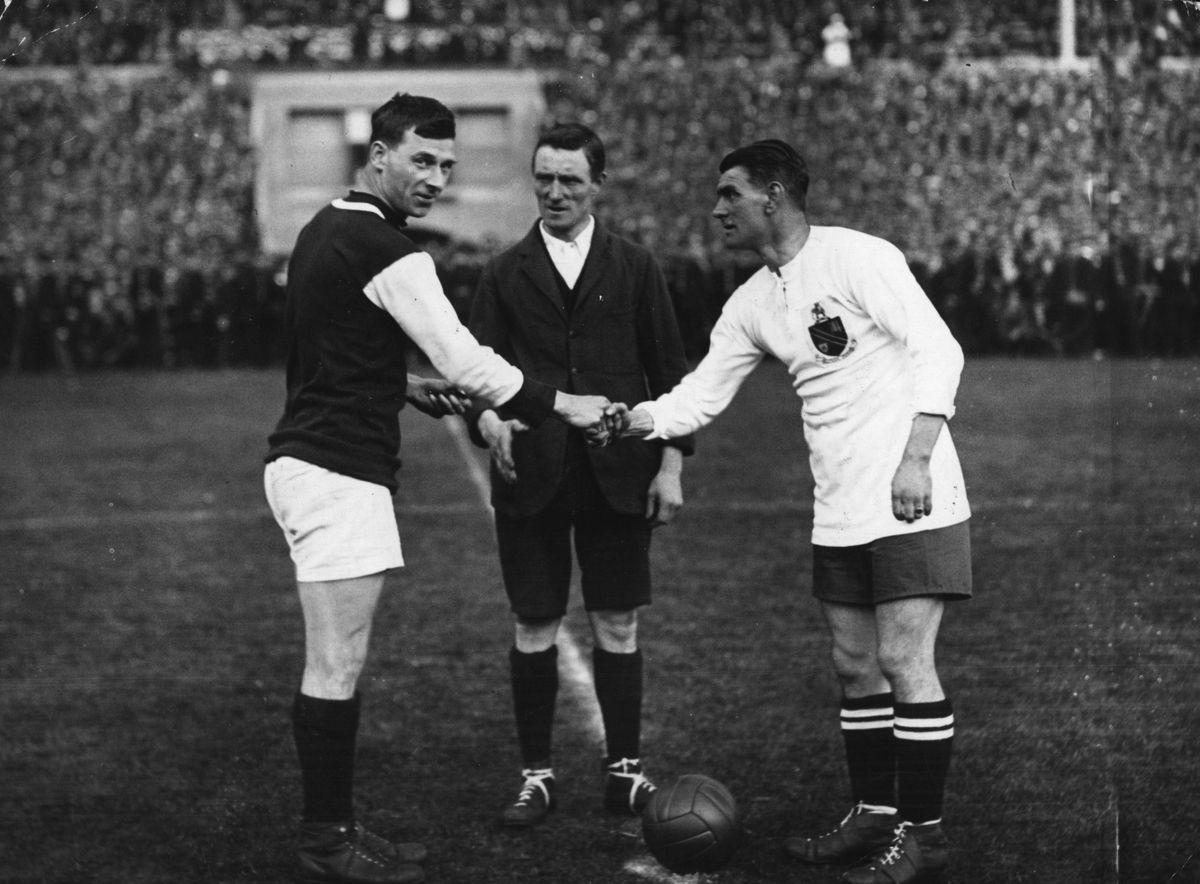 Twenties Cup Final