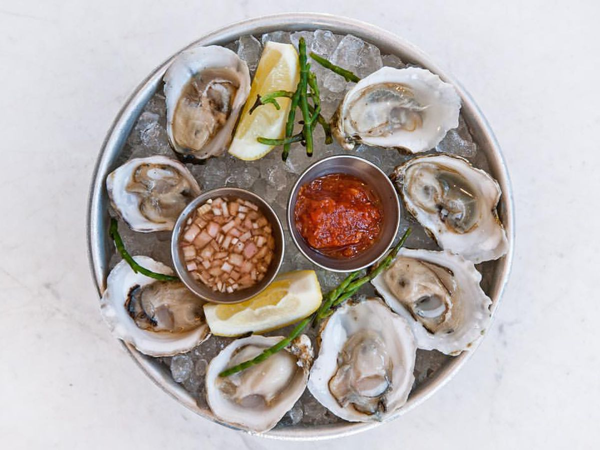 Oysters at Pennsylvania 6