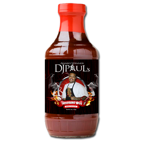 DJ Paul BBQ Sauce