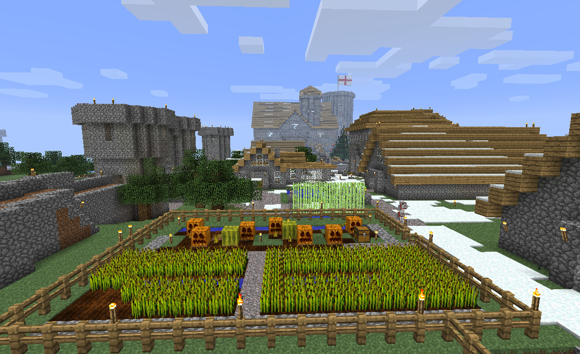 Why parents are raising their kids on minecraft the verge for Minecraft jardin