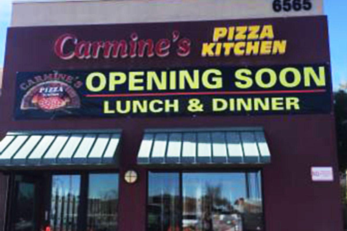 Carmine's Pizza Kitchen