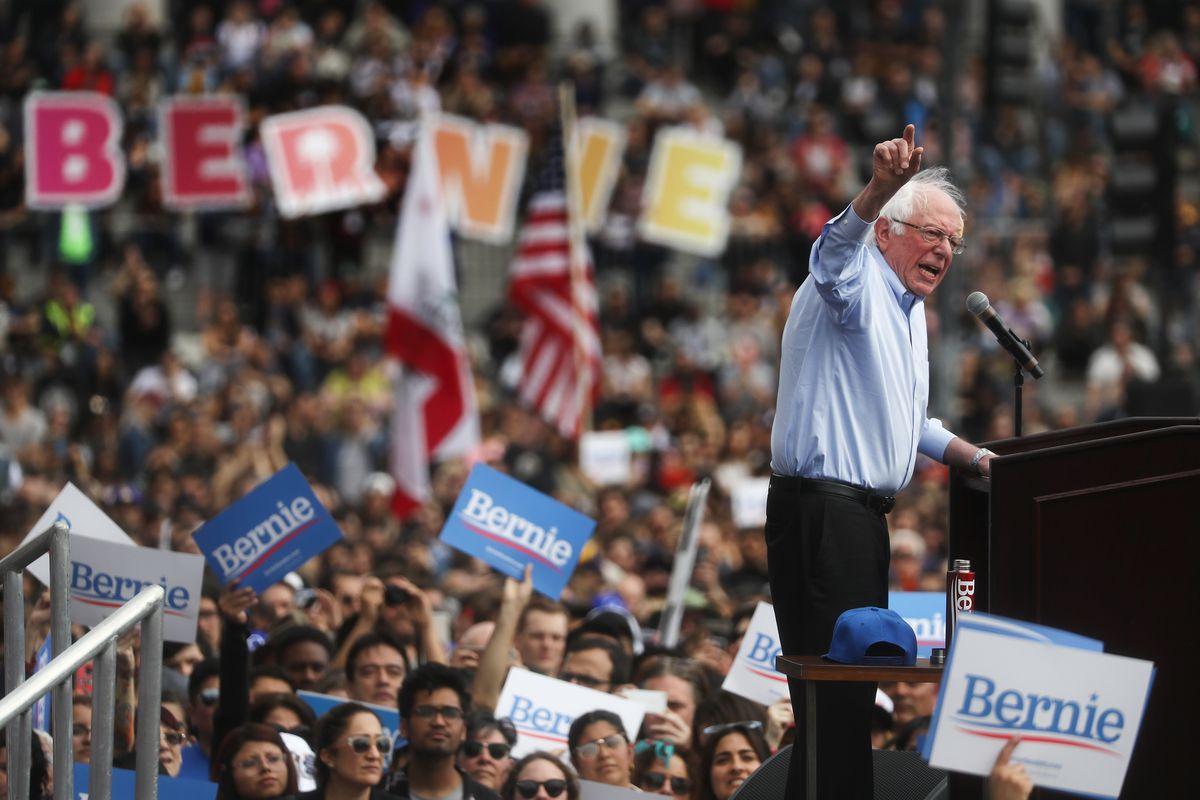 Bernie Sanders's 2020 digital campaign: is it enough to beat Trump