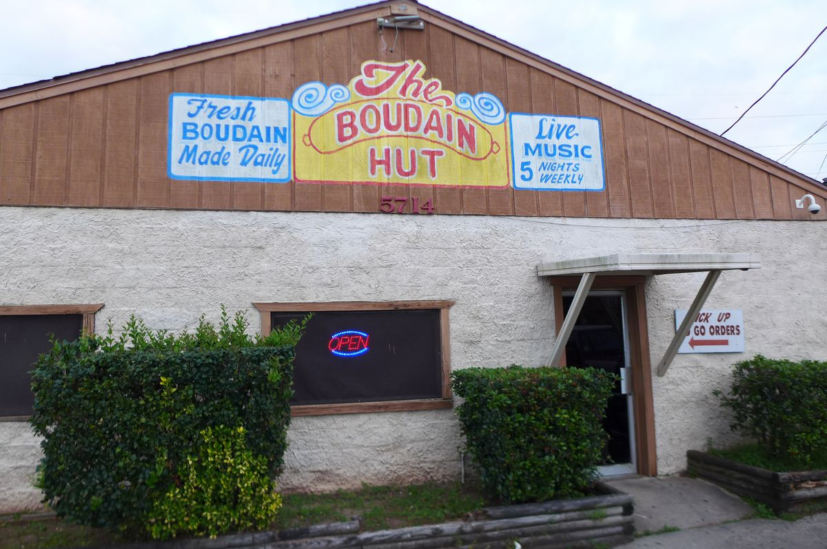Boudain Hut