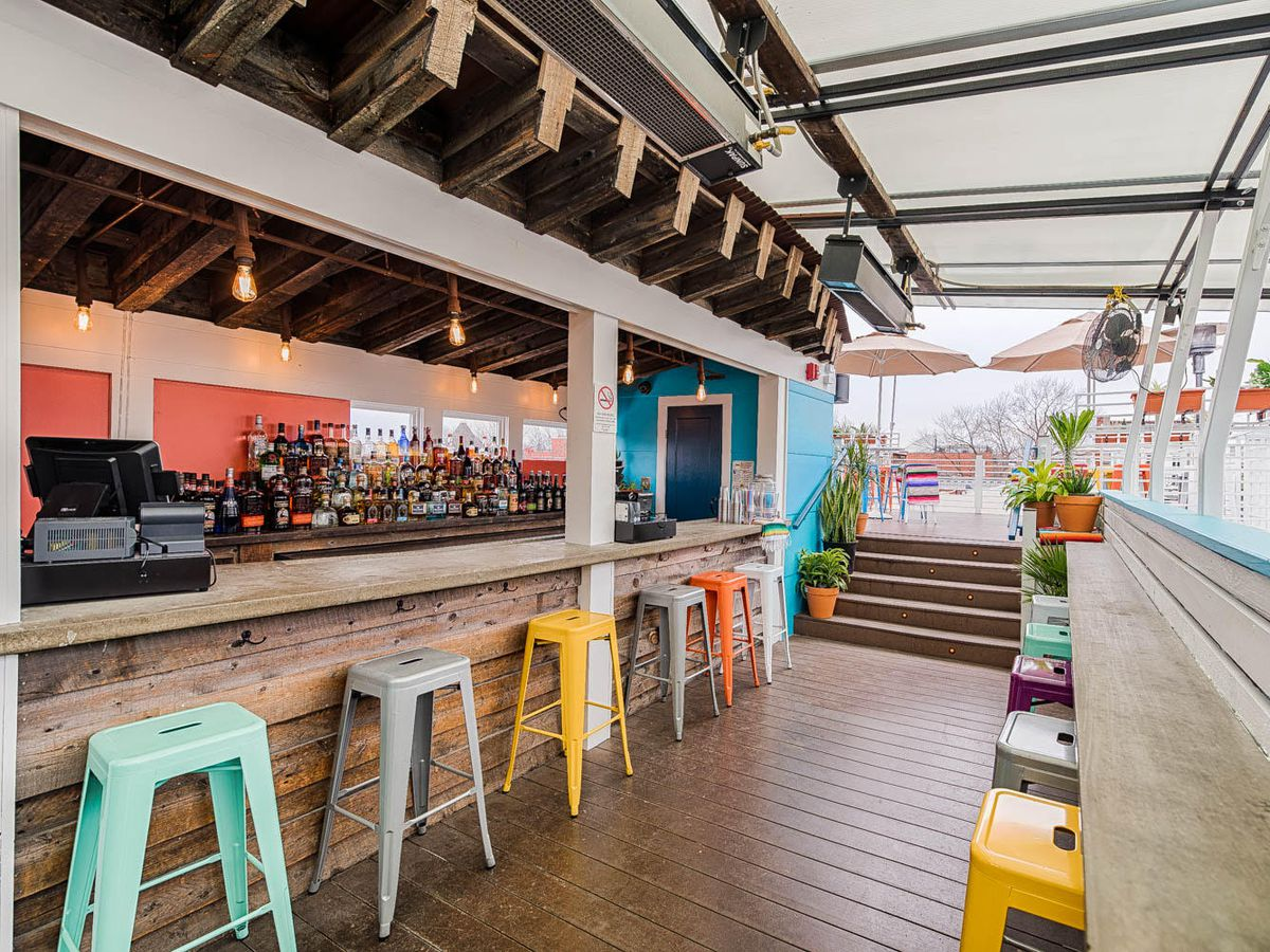 20 Great Rooftop Bars in D.C. - Eater DC