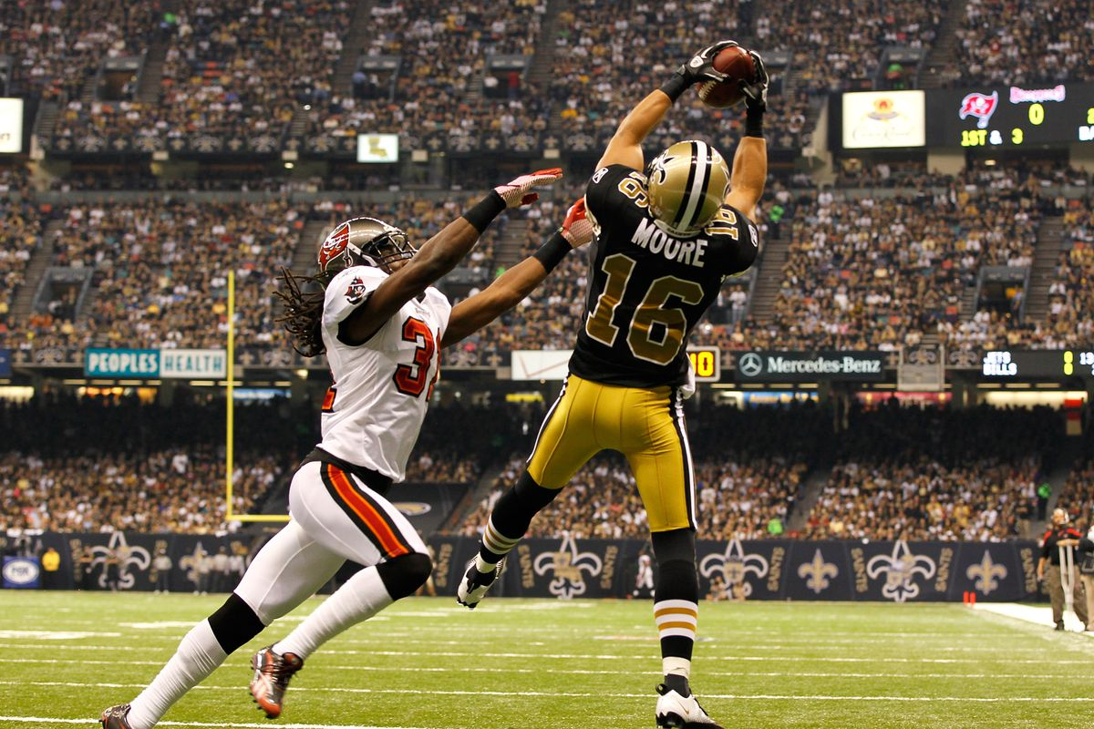 watch fef02 a7cf3 Countdown to New Orleans Saints Kickoff: A History of No. 16 ...