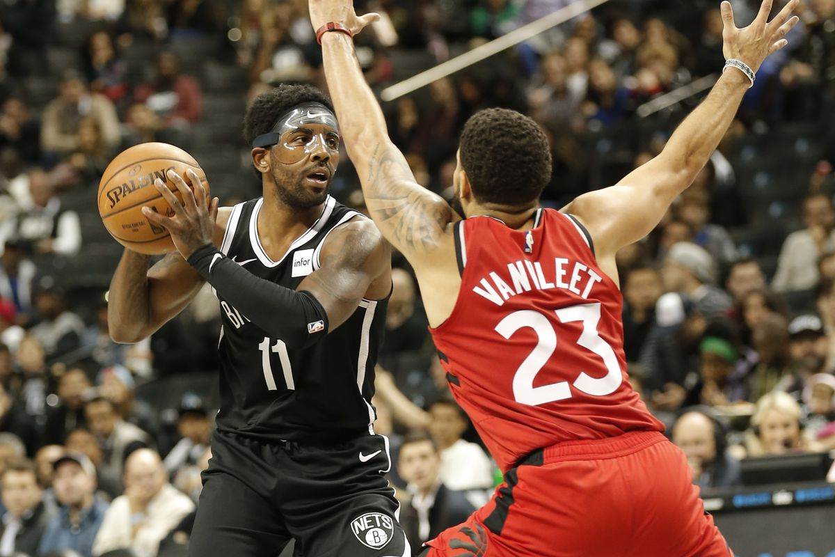 NBA: Preseason-Toronto Raptors at Brooklyn Nets