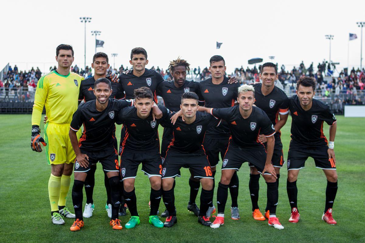 Orange County Sc To Open 2018 Usl Regular Season March 17