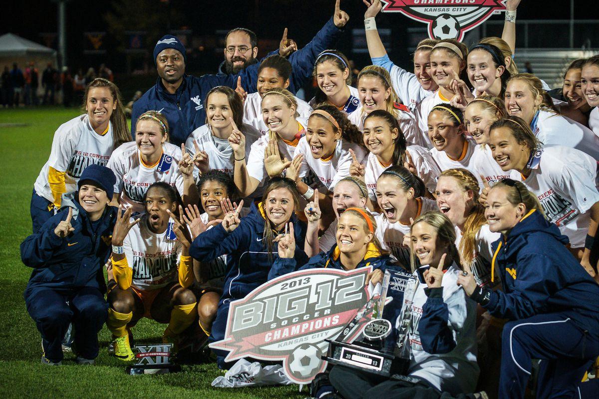 West Virginia won the last two Big 12 postseason championships