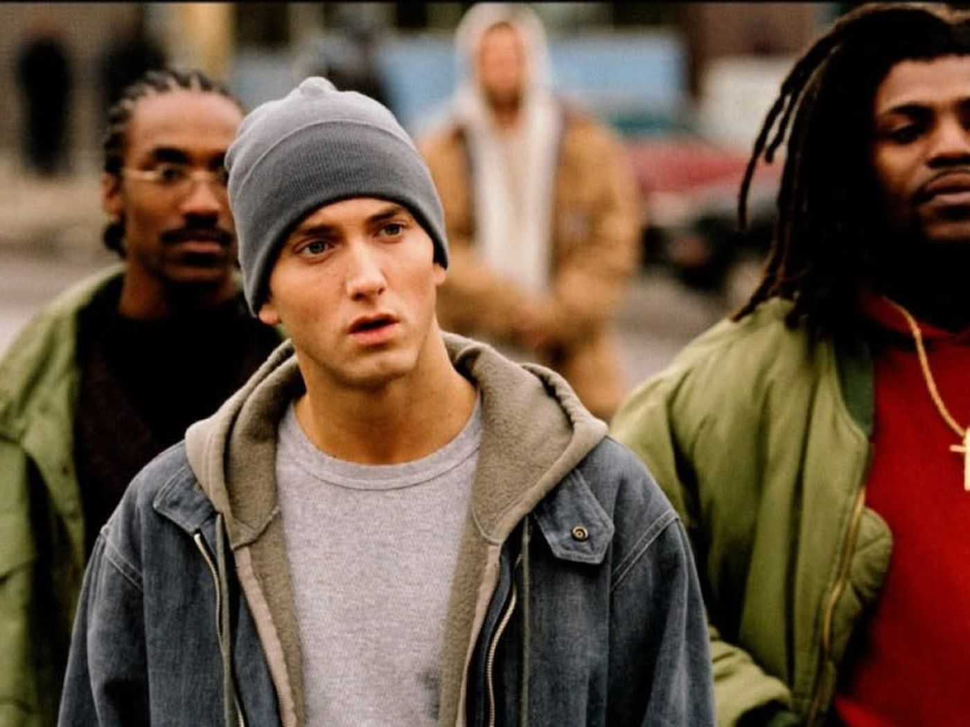 Return To 8 Mile An Extra From The Film Celebrates The 15 Year Anniversary Revolt