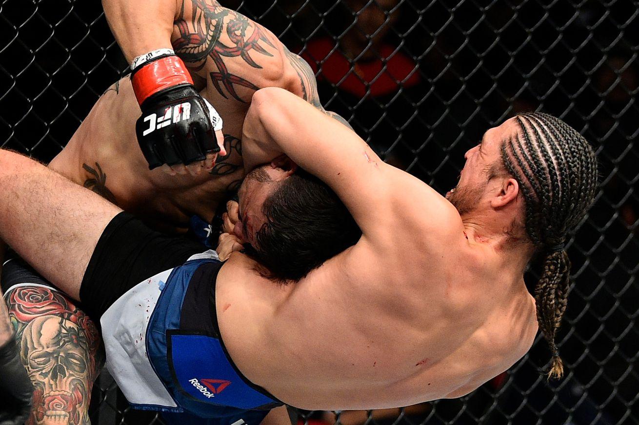 UFC Fight Night: Swanson v Ortega