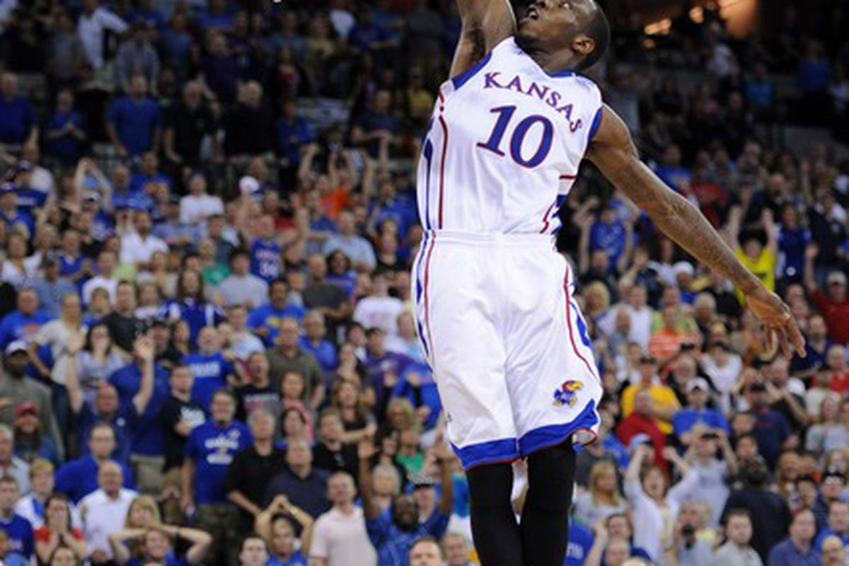 The HQ hopes the Raptors can nab Tyshawn Taylor, a participant in today's workouts, in the second round.