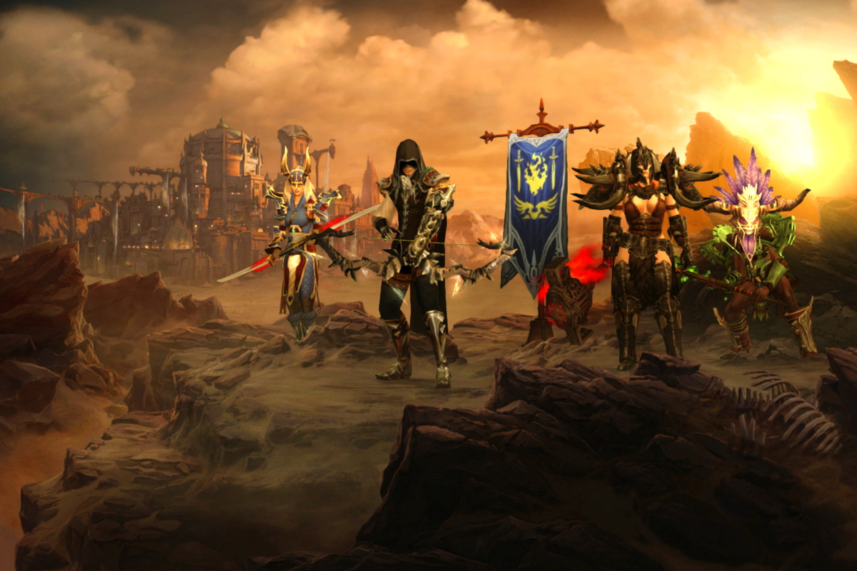 Diablo 3 Getting More Character Slots