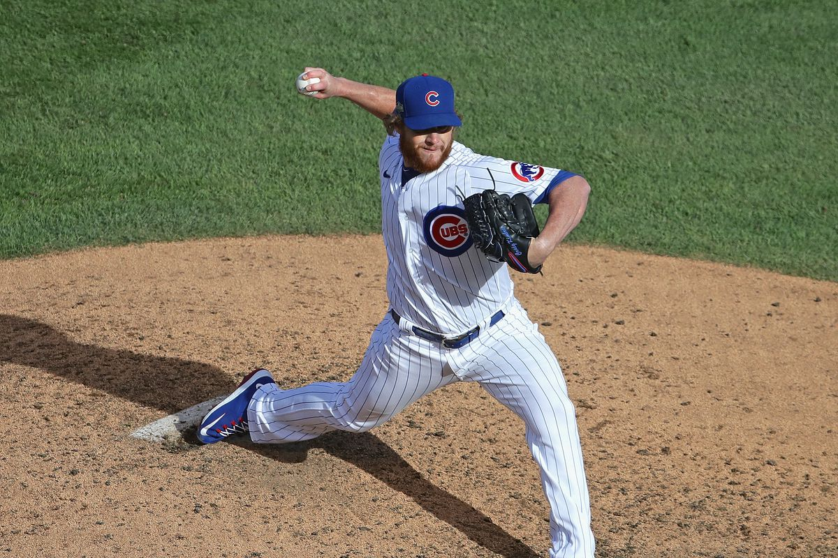 Craig Kimbrell will once again be the Cubs closer.