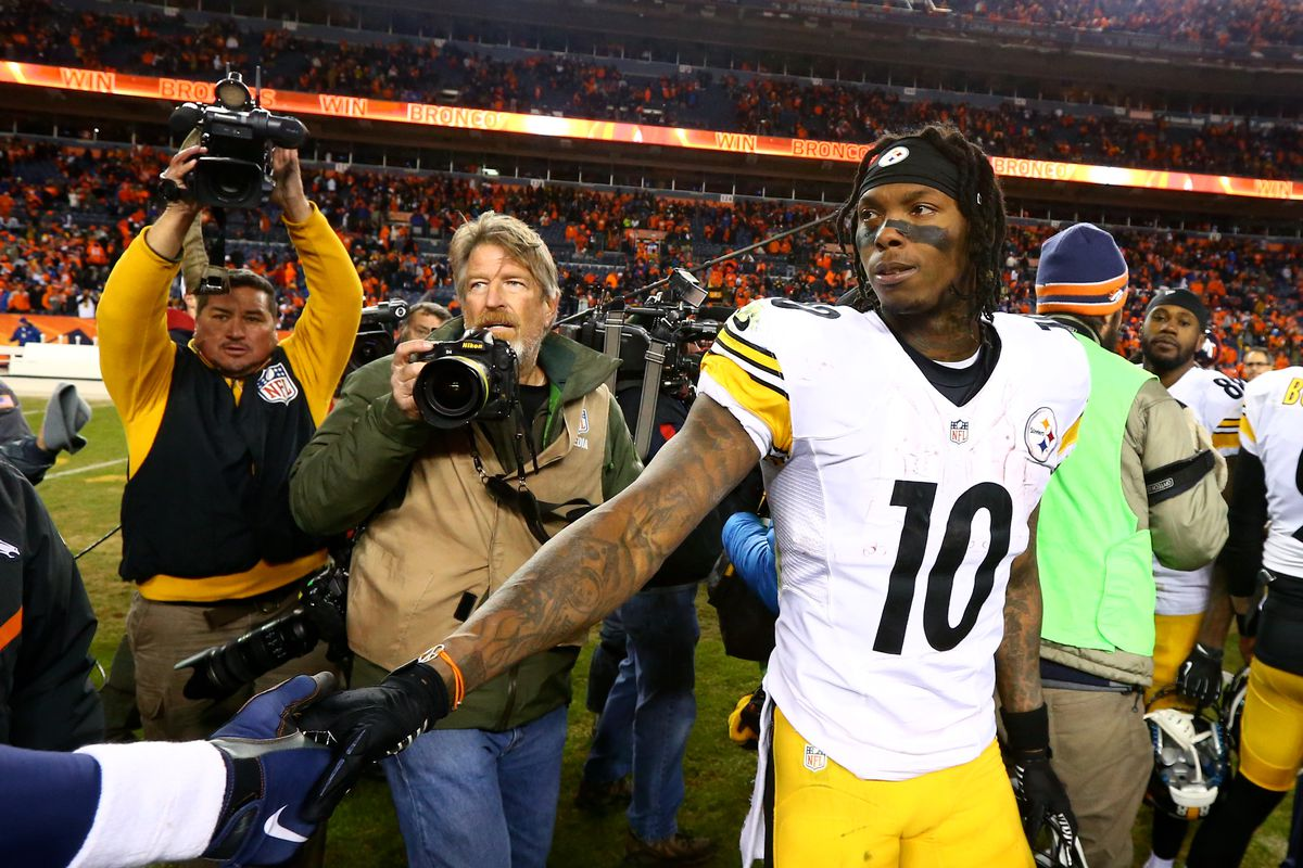 Martavis Bryant reinstated by NFL after serving year long ban