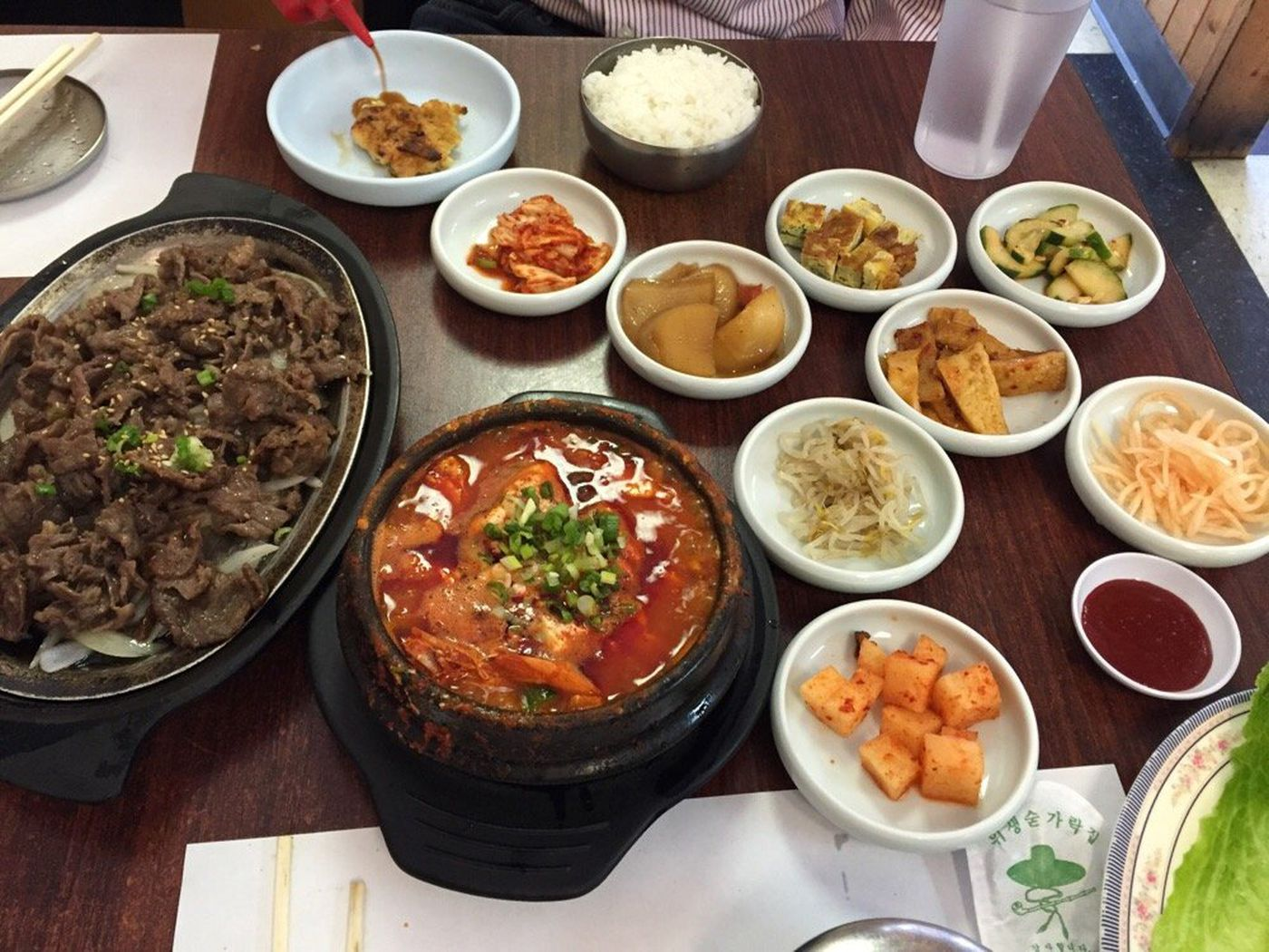 Five Top Notch Korean Restaurants to Try in Nashville - Eater Nashville