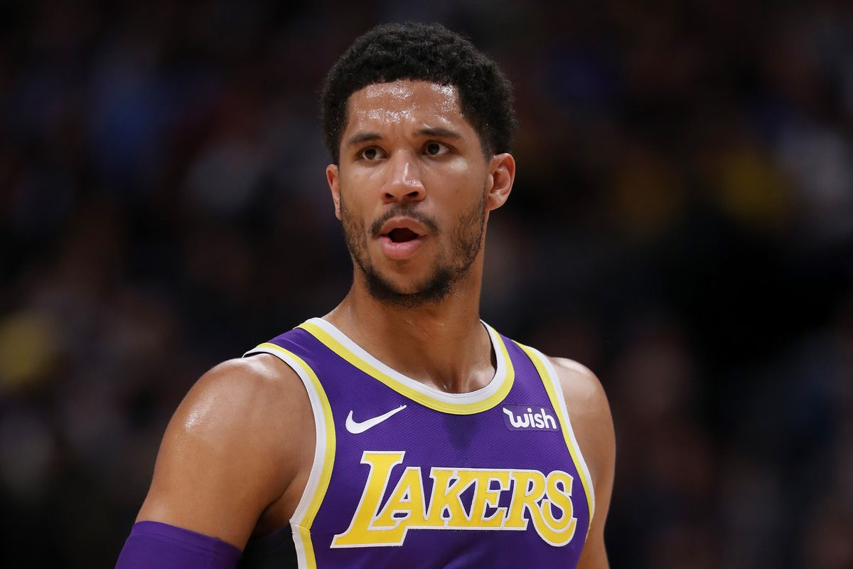 893b4166db5 Josh Hart pretended to not know who Anthony Davis was when asked about  Lakers trade rumors