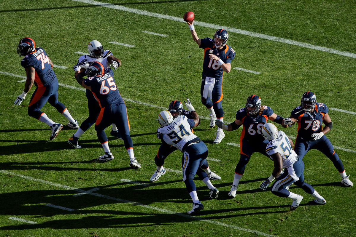 How to watch chargers vs broncos 2013 online tv schedule radio justin edmonds voltagebd Image collections