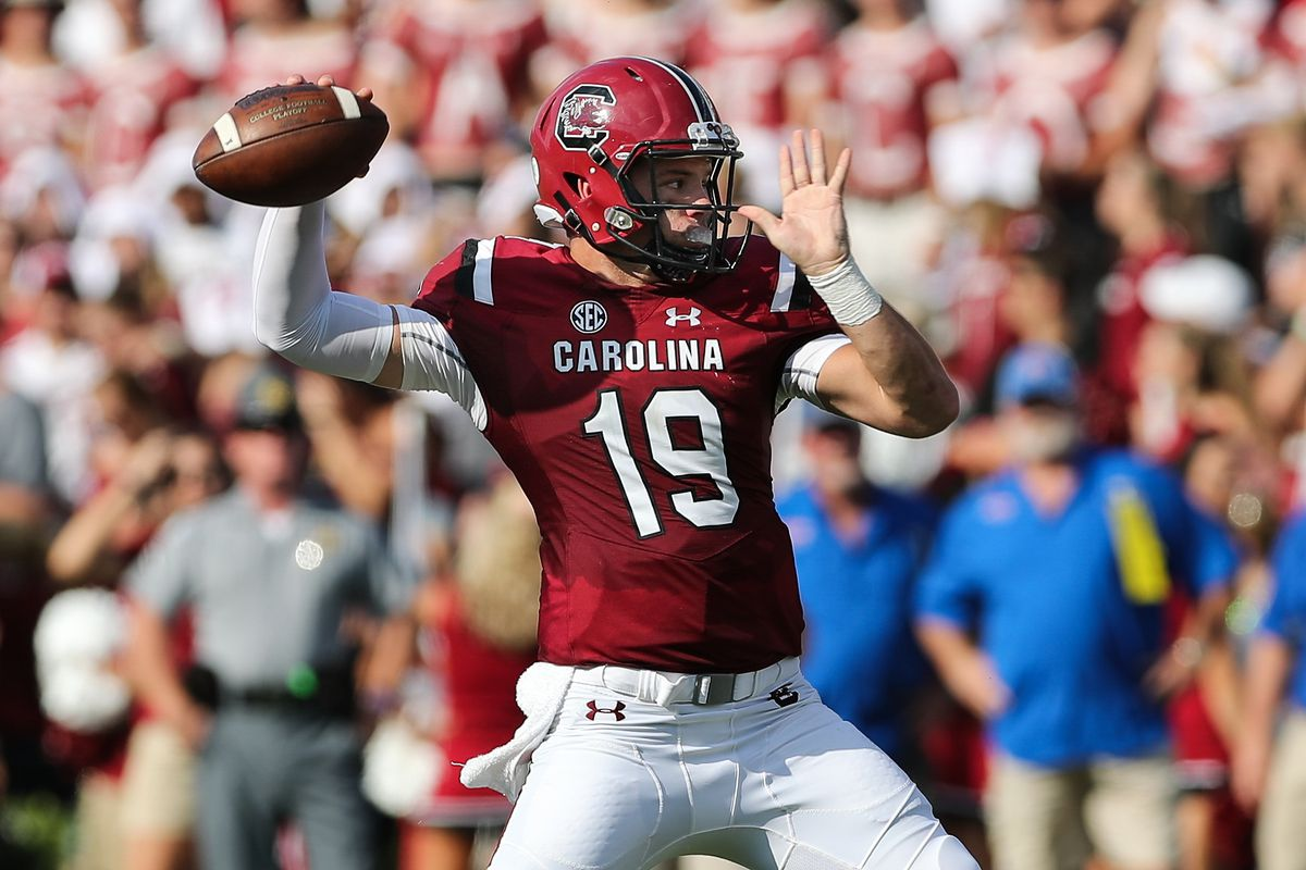 Image result for jake bentley south carolina