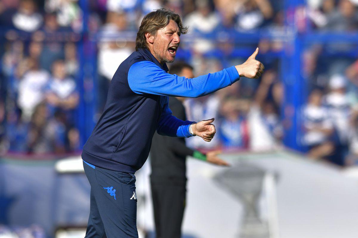 Velez v Defensa y Justicia - Superliga 2019/20
