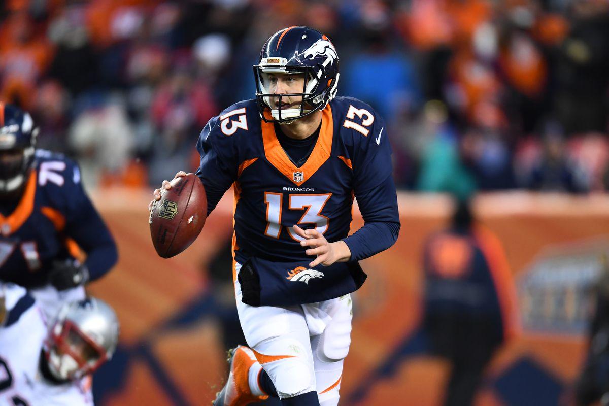 NFL: New England Patriots at Denver Broncos