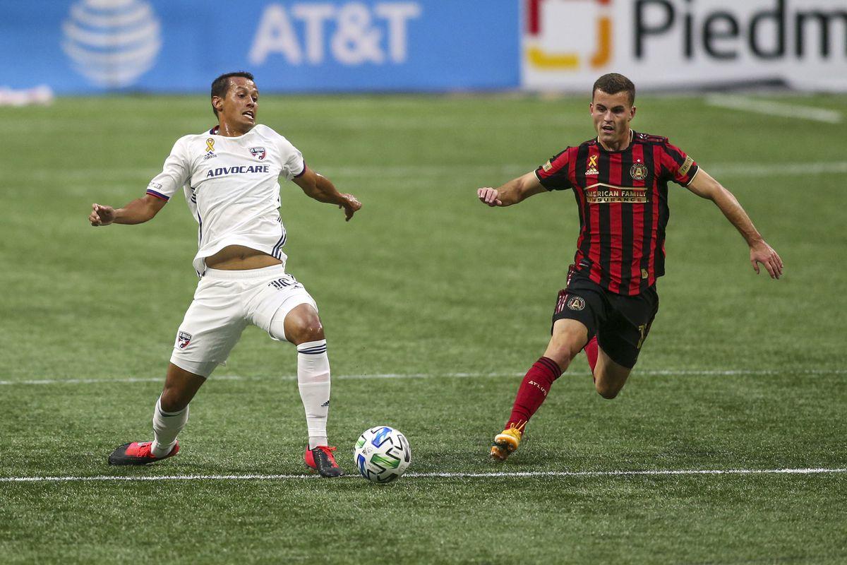 MLS: FC Dallas at Atlanta United FC